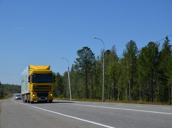 В Буряти отремонтируют километр автотрассы