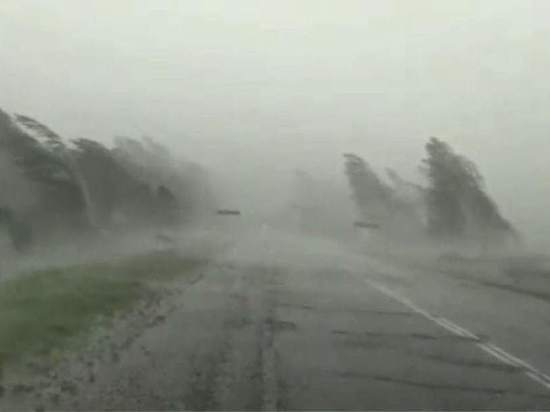 """""""У бабушки в доме полкрыши снесло"""", - в Псковской области устраняют последствия мощного урагана"""