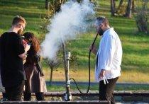 В Башкирии запретят курение кальянов в общественных местах