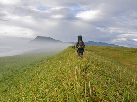 Фотограф и ученый Дмитрий Смычковский побывал с экспедицией на Камчатском полуострове
