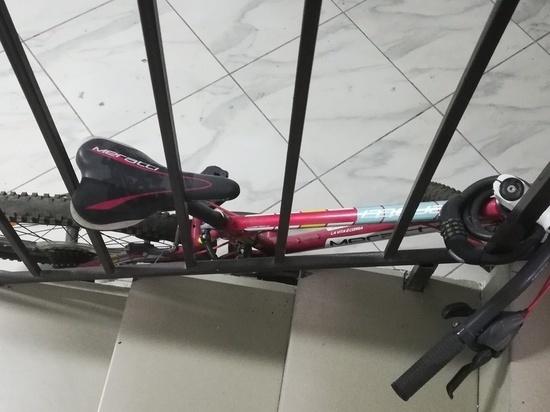 В Бузулуке из гаража украли велосипед