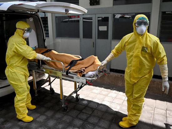 На Дону еще пять человек скончались от коронавируса