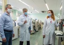 Шапша побывал на одном из старейших предприятий Калужской области