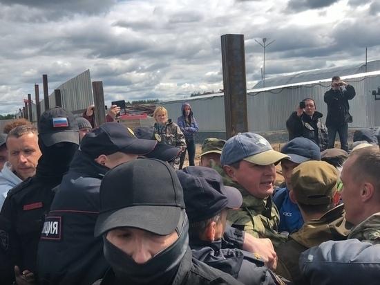 Шиес: тайная война под патронатом московских наместников