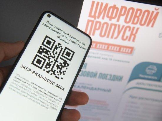 Пропускной режим в Москве и области признали фейком