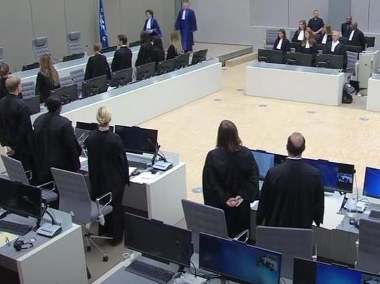 В Вашингтоне разрешили вводить санкции против Международного уголовного суда