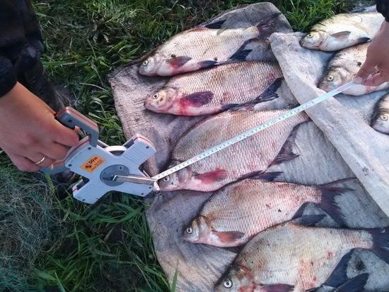 В Кваркенском районе на Ириклинском водохранилище задержан браконьер