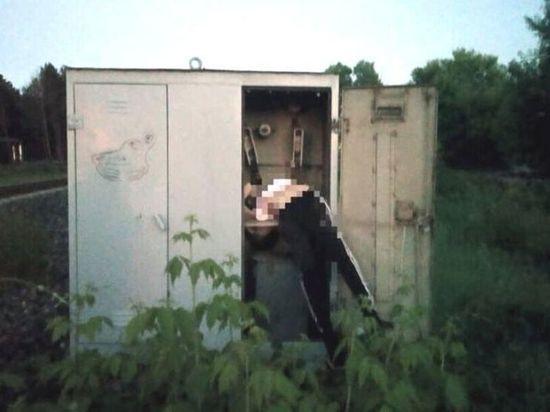 В трансформаторной будке в Челнах нашли тело неизвестного мужчины