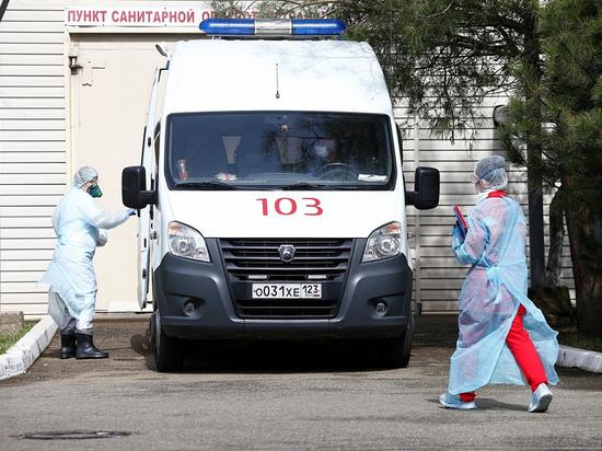 На Кубани скончались двое больных коронавирусом в возрасте 77 и 72 лет