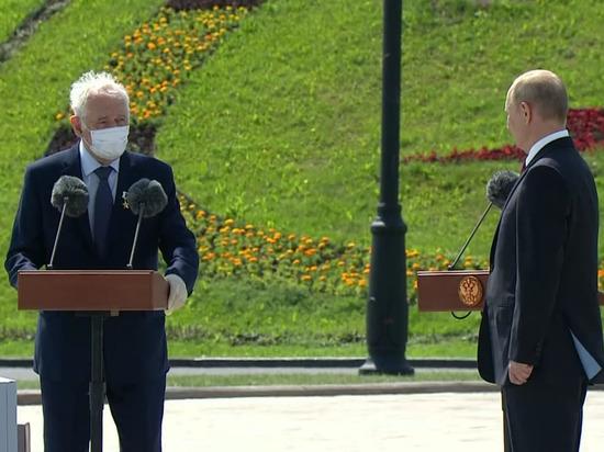 Рошаль рассказал Путину про обвинение врачей в убийстве