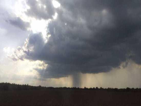УМЧС Оренбургской области предупреждает о том, что надвигается шторм