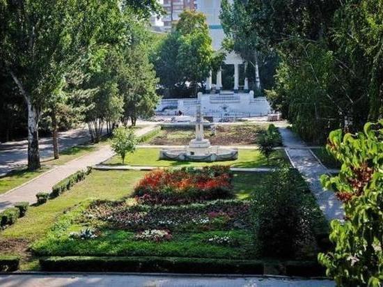 Гражданам разрешено посещать парки в Ростовской области