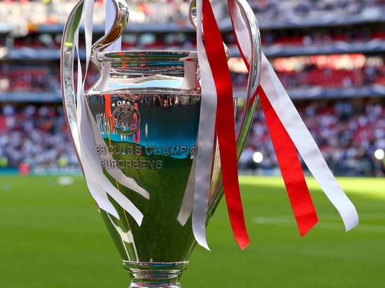 УЕФА решил, как доигрывать Лигу чемпионов: в Москве финала не будет