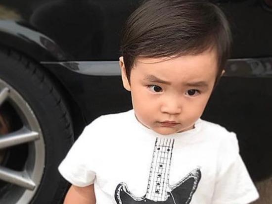 4-летний житель Улан-Удэ имеет все шансы стать самым красивым мальчиком России