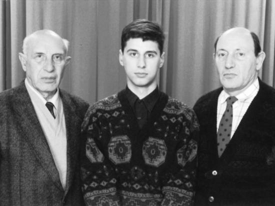 Фронтовик Борис Колин: «Самая большая награда, что остался живым...». Фото