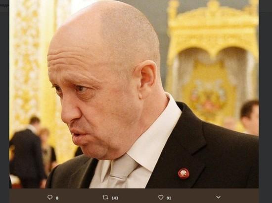 В США призвали усилить санкции против Евгения Пригожина