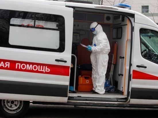 В России выявили 8706 новых случаев коронавируса
