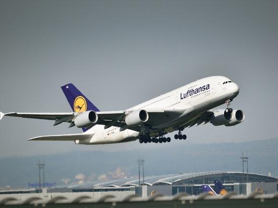 Германия: Lufthansa предложит пассажирам пройти тесты на коронавирус