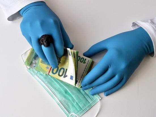 Германия: продажа защитных масок увеличилась на 14 200 процентов