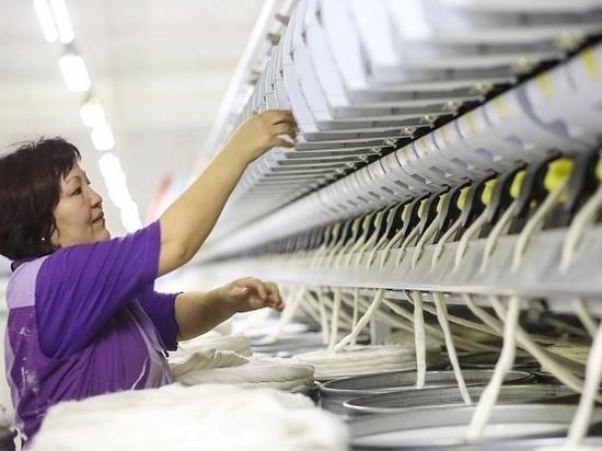 Легкая промышленность Волгоградской области увеличила выпуск продукции