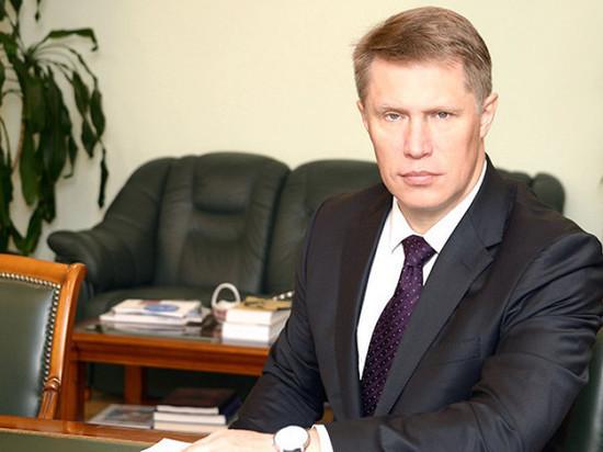 Мурашко оценил важность сохранения масочного режима в России