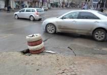 Почему бульвар Штефан чел Маре в Кишиневе покрыт трещинами?