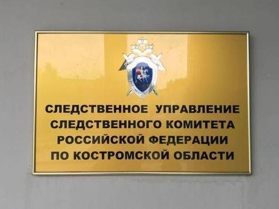 Опять многодетная семья: в Костромской области в пожаре погибли двое малолетних детей