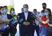 В Кишиневе введен жесткий контроль за мерами по борьбе с COVID-19
