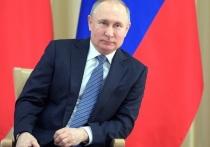 Президент России Владимир Путин прокомментировал происходящие в США события