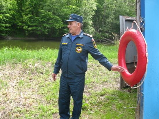 Купальный сезон на Белгородчине не открыт
