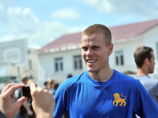 Белгородец Кокорин забил в Краснодаре