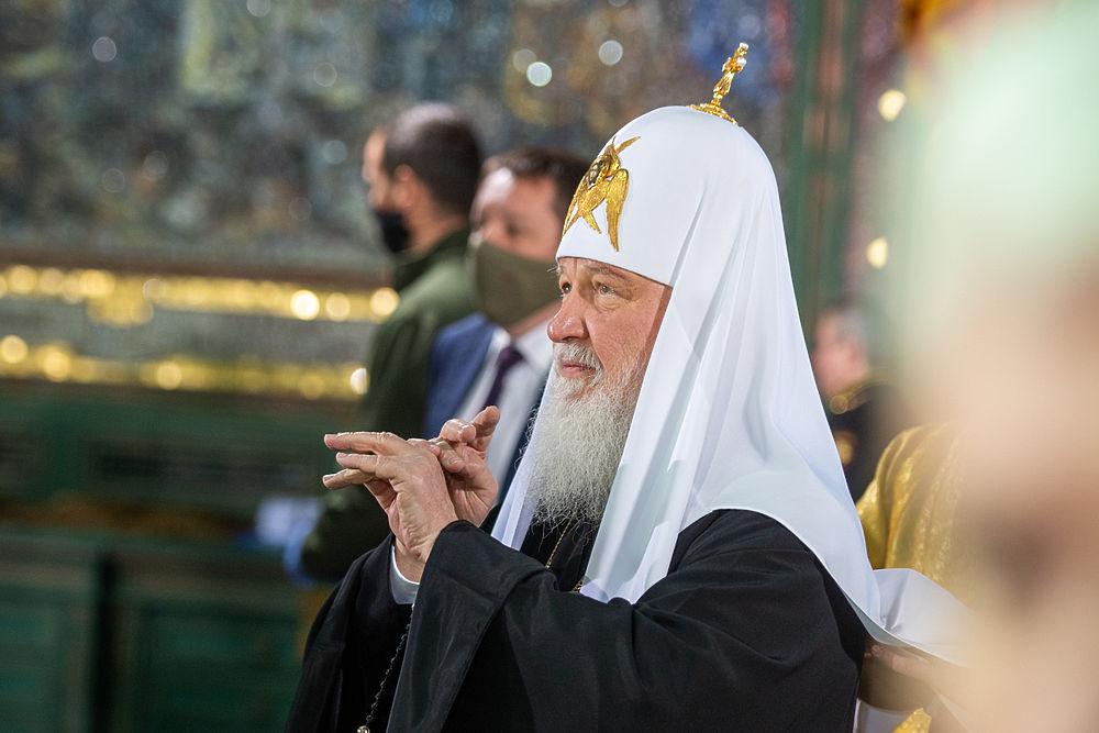 Патриарх Кирилл освятил Главный храм Вооруженных сил РФ: фоторепортаж