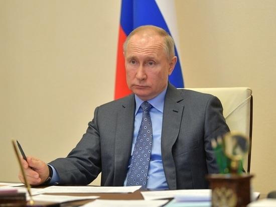 Путин написал статью о Второй мировой войне