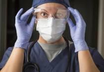 Партию защитных очков пожертвовали врачам Забайкалья