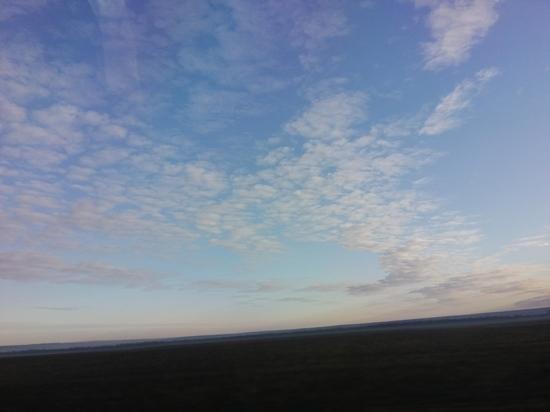 В Оренбургской области сильно похолодало