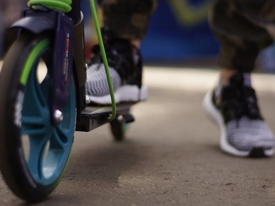 В Ясненском городском округе ребенок получил травму из-за самоката