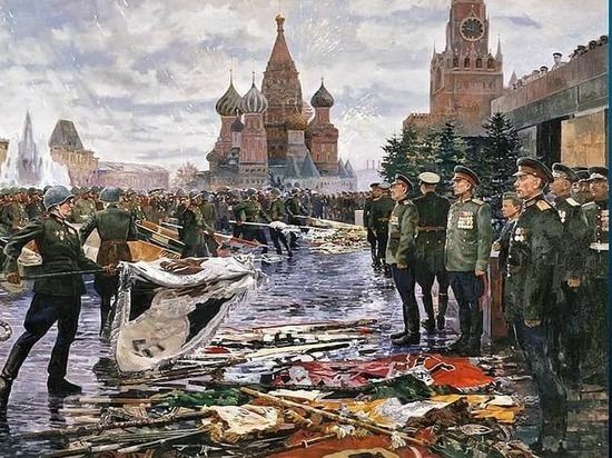 Серпуховичам предложили вспомнить о Параде Победы