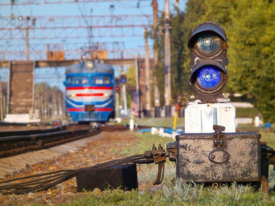 На Дону мужчина украл два маневренных светофора с железной дороги