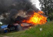 Жительница Марий Эл погибла в пожаре, возникшем из-за курения