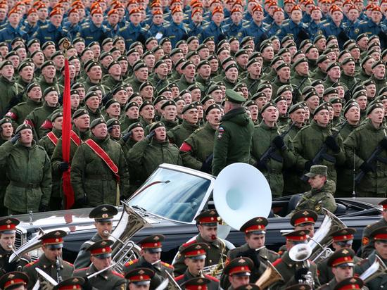 Кремль поддержал призыв Собянина сидеть дома во время Парада Победы