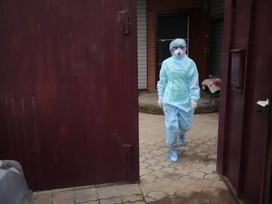 22 жителя Камышинского района заболели коронавирусом