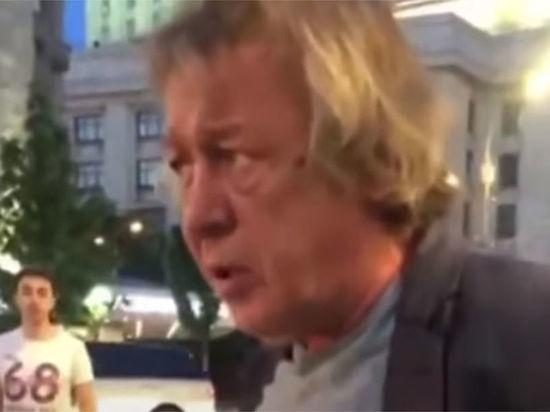 Записать видеообращение актера убедил адвокат
