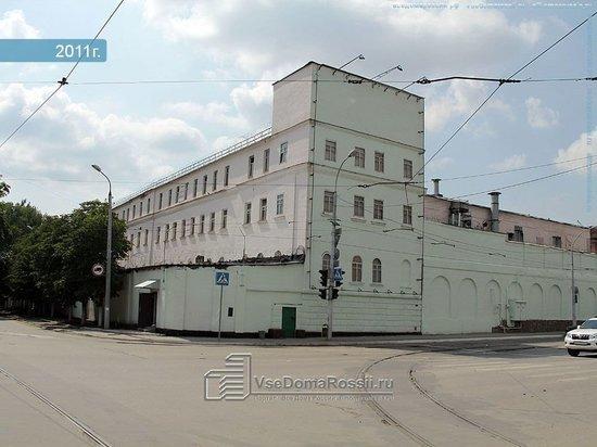 Заключенный СИЗО Ростова-на-Дону отрезал себе половой орган