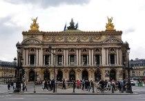 Парижская Опера объявила о своем закрытии
