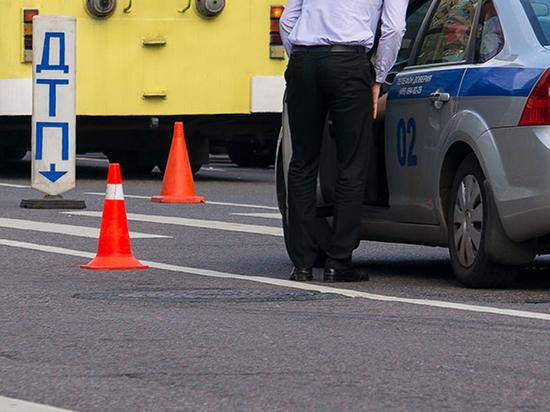 Охранники угнали два автомобиля Академии СК РФ и устроили ДТП