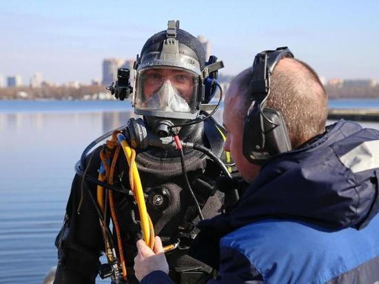 Московские спасатели будут искать утопающих по 3D-картинке