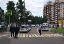 СМИ: стрельбу в Москве открыл уроженец Ингушетии