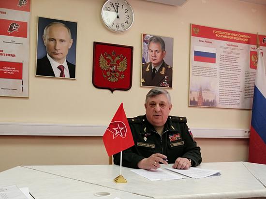 Молодые москвичи хотят служить в ВДВ и спецназе