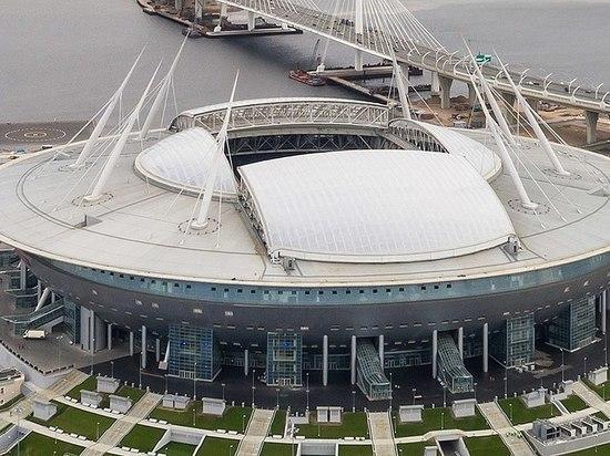Финал лиги чемпионов в Петербурге перенесут с 2021 на 2022 год