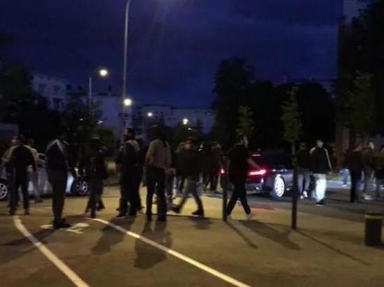 Чеченская диаспора приехала в столицу Бургундии разбираться с наркоторговцами
